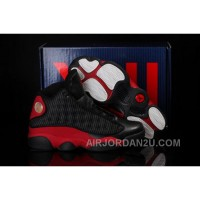 For Sale Purchase Nike Air Jordan Xiii 13 Mens Shoes Black Red