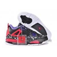 Closeout Nike Air Jordan Iv 4 Retro Mens Shoes Dog Bred Online For Sale