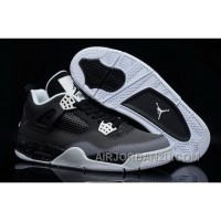 Where To Buy Nike Air Jordan Iv 4 Retro Releases Dates Mens Shoes Oreo Hot