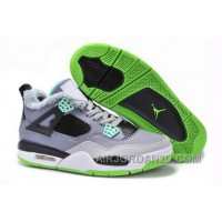 New Arrival Closeout Nike Air Jordan Iv 4 Retro Mens Shoes New On Sale Fur Grey