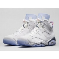 New Zealand Nike Air Jordan Vi 6 Retro Mens Shoes All White New Hot New Arrival