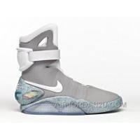 Nike Air Mag Back To The Future Limited Edition Shoes Authentic Z2aE3