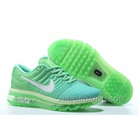 Authentic Nike Air Max 2017 Apple Green Silver Cheap To Buy 8jGMR