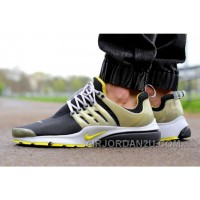 Nike Air Presto QS Brutal Honey 789870-001 Black Yellow Discount JSGbh