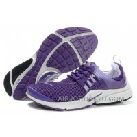 820-998388 Nike Air Presto Women Purpel/White/Black Online JG7xh
