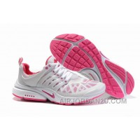 820-998383 Nike Air Presto Women White/Pink Authentic ThxTN