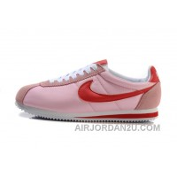 NIKE CORTEZ NYLON PRM Pink Women Cheap To Buy XMj8b