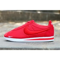 Nike Classic Cortez X LIBERTY Red Authentic QDptW
