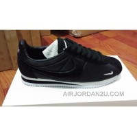 Nike Classic Cortez X LIBERTY 36-44 ALL BLACK Best 8MYcD