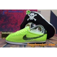 Hot Sell Popular Womens Nike Cortez Mesh Yellow Black Jogging Shoes Fashionable Super Deals PbAp6Mw