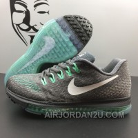 Nike Zoom All Out Flynit Green Top Deals YFaEi2H