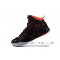 Under Armour Curry Three Black Orange Cheap New Mens Shoes Christmas Deals Ydzez