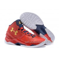 Under Armour Curry Two Floor General Sneaker Authentic P2z3N