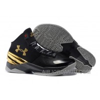 Under Armour Curry Two Graphite Sneaker For Sale WTJMT