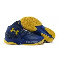 Under Armour Curry Two Dub Nation Sneaker Authentic FKC2h