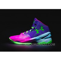 Under Armour Curry Two Northern Lights Sneaker Online 68zEW