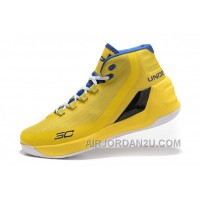 UA Curry 3 Zoom Yellow For Sale CWsMn