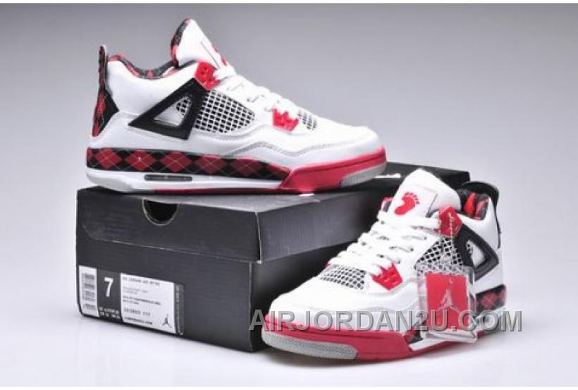 Online Air Jordan IV (4) Retro Women-42