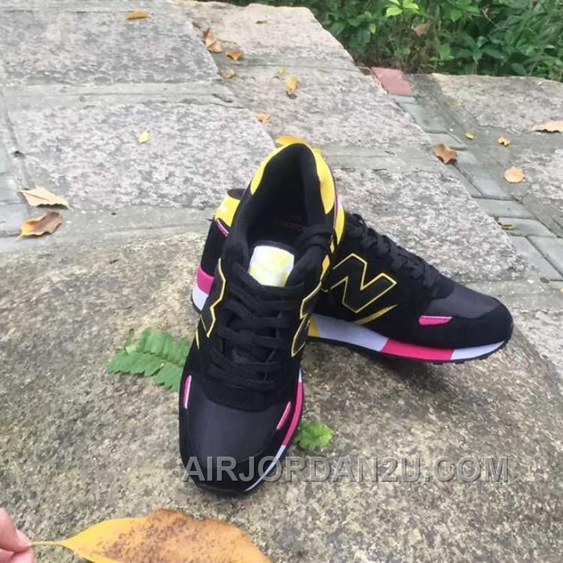 New Balance 446 Men Black 210742